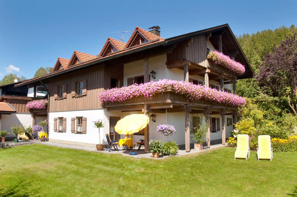 4 5 Sterne Ferienwohnungen In Bodenmais Bayerischer Wald